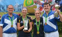 Third Time Lucky For Scottish Bowler McLean in HK International Bowls Classic