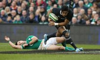 Ireland's Courage Melts a Bookmaker's Heart as All Blacks Steal Victory in Injury Time