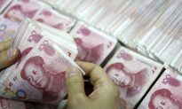 Chinese Businessmen Take Their Money and Run