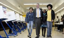 New York Election: Candidates Hit the Polls