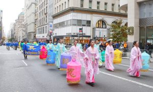 Falun Gong, 'Come Stand With Us'