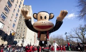 2013 Macy's Thanksgiving Day Parade (Photo Gallery)