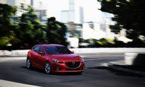 2014 Mazda3 s Grand Touring 5-Door