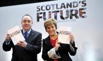 Salmond Launches Blueprint for Scottish Independence