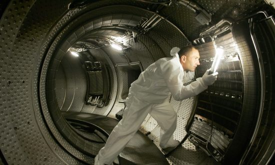 Nuclear Fusion May Yield a Clean Energy Future