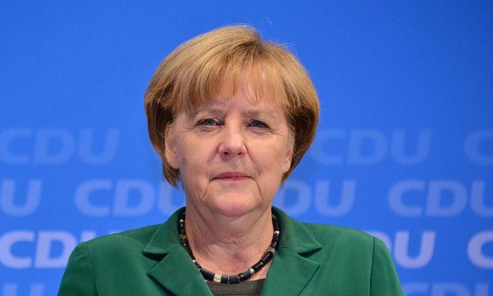 German Chancellor Angela Merkel (Glyn Lowe)
