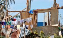 Daanbantayan, Cebu: 'Massive Damage' But No Deaths From Typhoon Haiyan