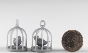 Taking the Next Step in Consumer 3D Printing