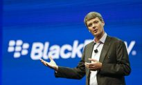 BlackBerry: No Fairfax Deal, CEO Steps Down, Stock Crashes