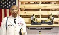 Wounded Heroes Tell Their Stories Through Design