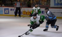Aces Subdue Sharks in Hong Kong Hockey League
