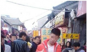 Chinese Man Beats Puppy to Death at Market