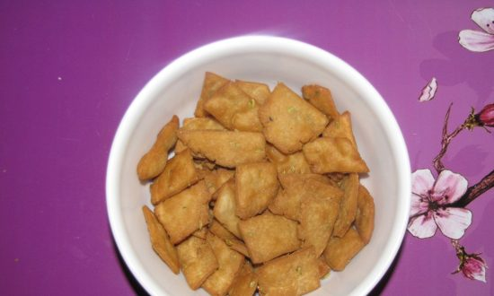 Inside India's Kitchen: Shakar Palla (Sweet Fried Dough)