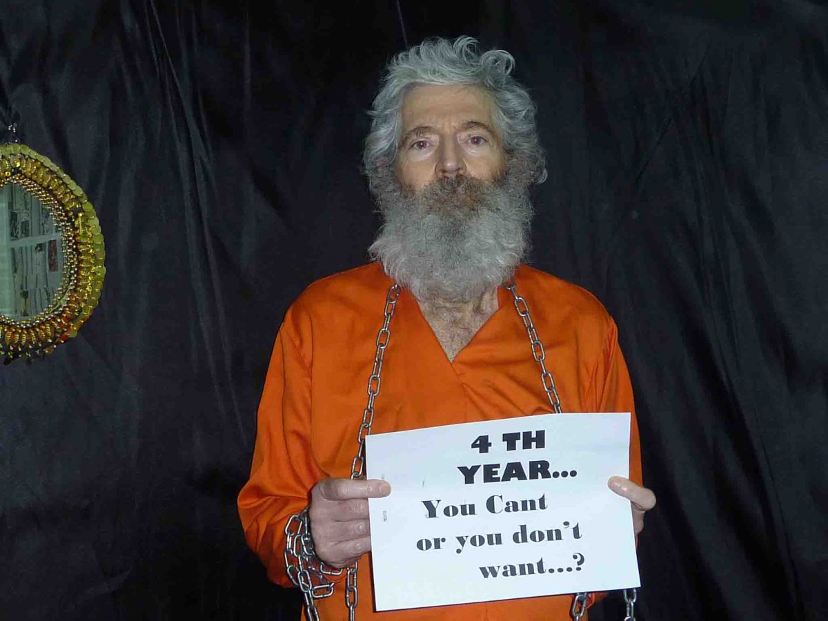 Former FBI Agent Robert Levinson Likely Died in Iranian Custody, Family Says
