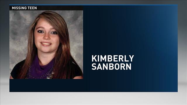 Kimberly Sanborn, 16, Missing From South Berwick, Maine