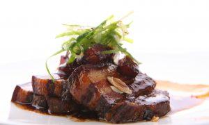 Pichet Ong's Caramel Black Pepper Pork Recipe