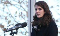 Tatiana Schlossberg, JFK's Granddaughter, Makes Tribute at Kennedy Memorial