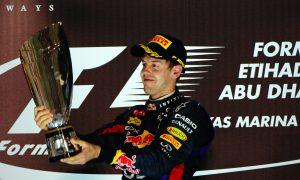 Seven in a Row for Sebastian Vettel at Formula One Abu Dhabi Grand Prix