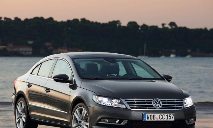 Volkswagen CC (Courtesy of NetCarShow.com)