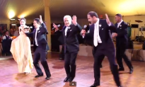 Amazing Wedding Surprise: Entire Family Breaks Out in Broadway Musical Number (Video)