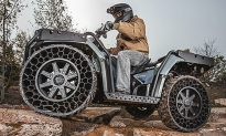 Airless Tires May be Coolest Thing About New Polaris ATV
