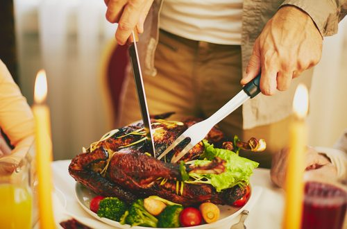 Thanksgiving Dinner Disaster Rescue: How to Fix a Burnt, Dry Turkey and More