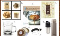 7 Gift Ideas for Coffee Lovers