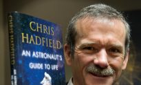 No Need to Panic, Hadfield Says of Fiery Object