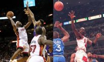 8 Reasons LeBron James Is Better Than Michael Jordan