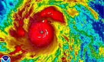 Manila: Red Alert as Typhoon Haiyan Projected to Impact Philippine Capital