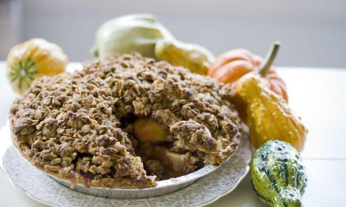 Apple pie. (AP Photo/Matthew Mead)