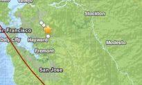 Earthquake Today: 2.9 Quake Hits San Ramon, Bay Area