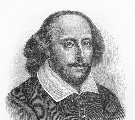William Shakespeare (Nicku/Shutterstock.com*)