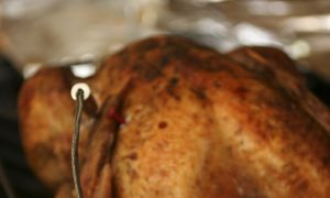 What Temperature to Cook a Turkey - How Long? How to Take Its Temperature?