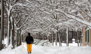 Boston Weather Forecast: Chilly New Year's Eve; Snowstorm After