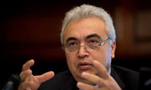 IEA Chief Economist Reiterates Positive U.S. Energy Outlook