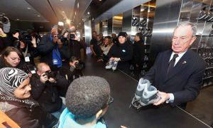 Bloomberg Bids Farewell to Brooklyn