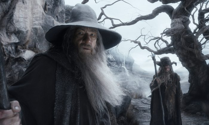 """Hobbit: The Desolation of Smaug"""" was No. 1 at the weekend box office."""