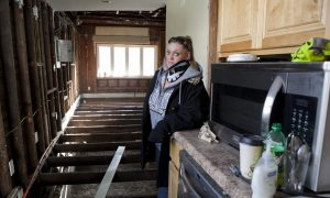 Sandy Victims Long for Home at Christmas