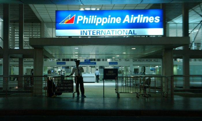 A file photo of Ninoy Aquino International Airport. (David Greedy/Getty Images)