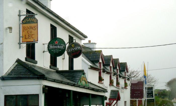 Small Irish village (photo credit: Irish Jaunt)