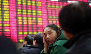 New China QE Details Emerge, Stock Market Likely Beneficiary