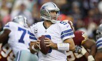 Romo Ranked 12th in 2014 QB Rankings