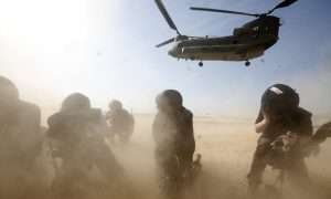 British Troops Deploy to Afghan Province Amid Taliban Battle