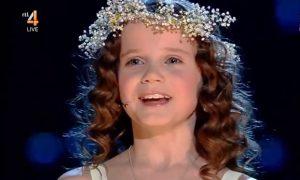 Amira Willighagen: Watch 9-Year-Old Sing 'Ave Maria' on 'Holland's Got Talent'