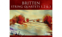 Album Review: Takács Quartet – Britten String Quartets 1, 2 and 3