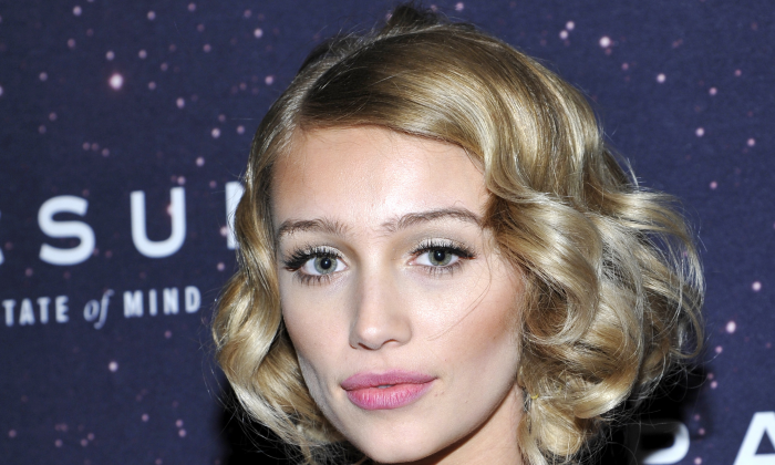 Model Cailin Russo at an event in Los Angeles, Dec. 7. (John Sciulli/Getty Images for PacSun)