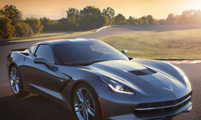 2014 Chevrolet Corvette Stingray (Courtesy of NetCarShow.com)