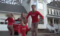 Christmas Jammies: Will Smith's 'Miami' Parody Goes Viral (Video)