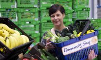 Britain's First 'Social Supermarket' Opens Its Doors